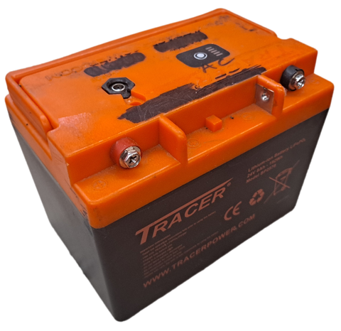 Tracer 24v 8ah 192wh with BMS / waterproof