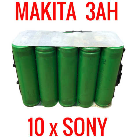 Makita BL1830 3AH Batteries for Parts & Repair