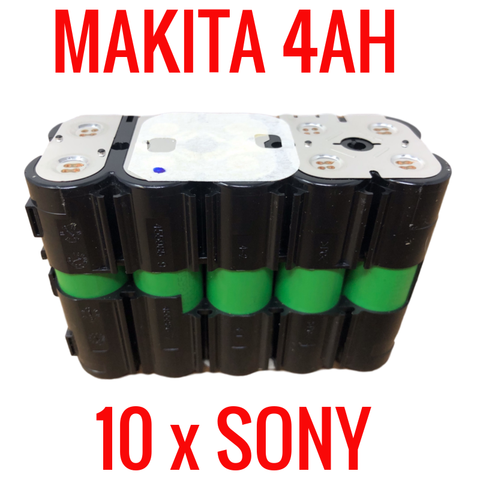 Makita BL1840B 4AH Batteries for Parts & Repair