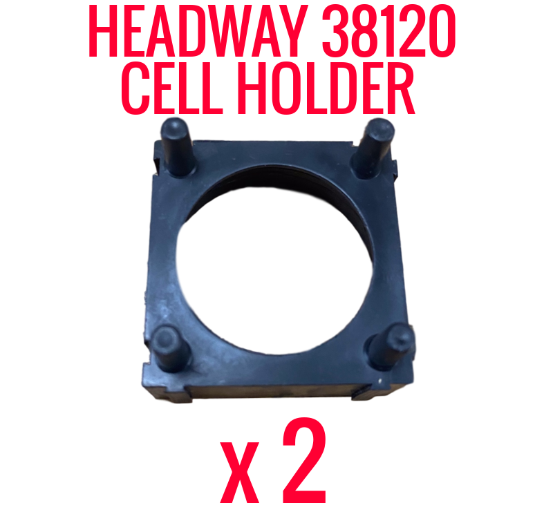 2 Pack Headway 38120 Single Cell Holders Spacers
