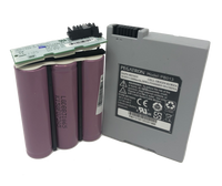 3 LG 18650 2600MAH CELLS IN MODEM BATTERIES