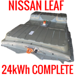 NISSAN LEAF COMPLETE BATTERY 24kWh