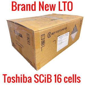 36v LTO Toshiba SCiB 20,000 cycles! 16 cells - Location B-5