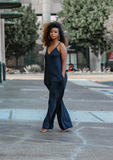 Nova Jumpsuit- Black