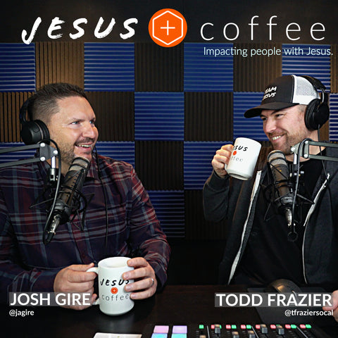 Jesus + Coffee Podcast