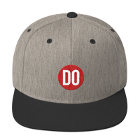 The DO Things Snapback Hat