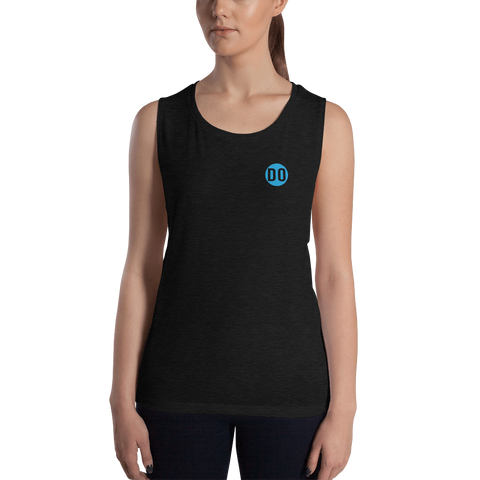 The DO SURF Lifestyle Ladies' Muscle Tank