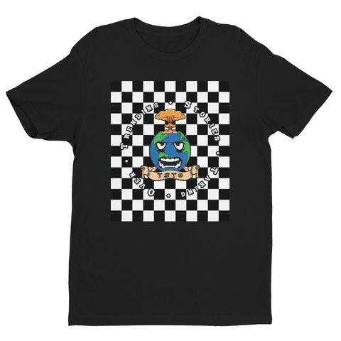 TSTO Checkered Globe T-shirt