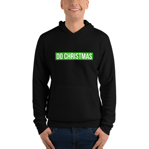 The DO Christmas slim-fit hoodie