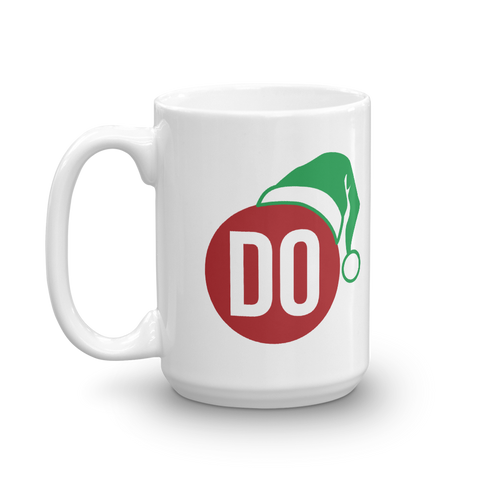 The DO Christmas Mug