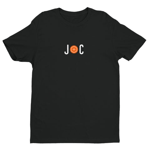 Jesus + Coffee jc logo T-shirt