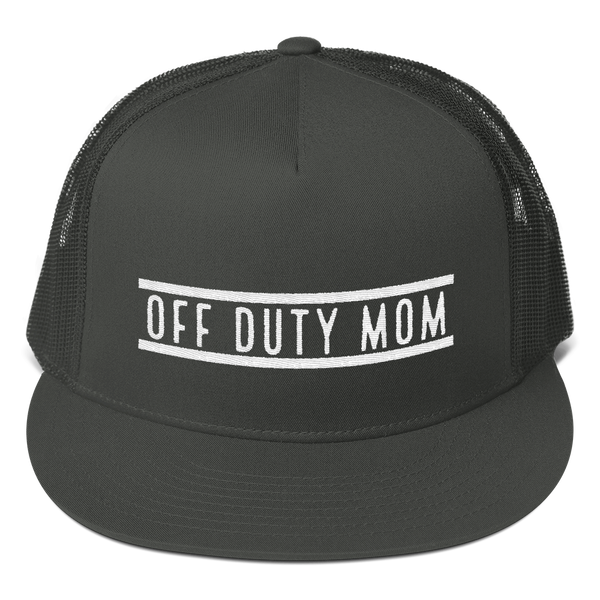 Off Duty Mom Snapback