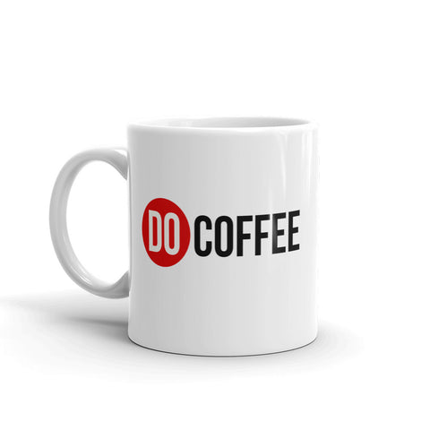 DO Coffee mug