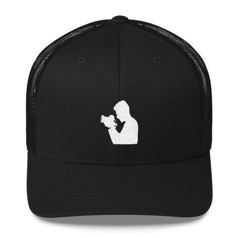 The DO Content Trucker Cap