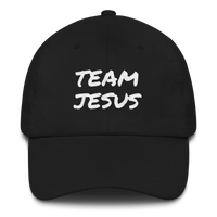 Team Jesus Dad hat