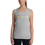 The DO Lifestyle Simple Ladies' Muscle Tank
