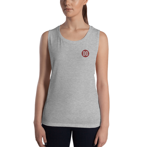 The DO YOGA Lifestyle Ladies' Muscle Tank