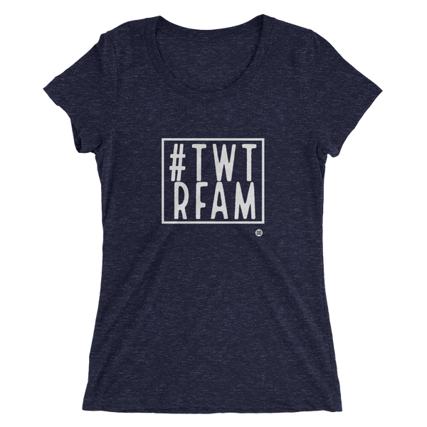 The TWTRFAM womens tee
