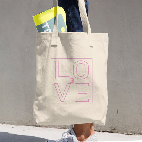 The DO Love Lifestyle bag