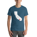 The DO Things in CALIFORNIA tee
