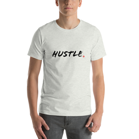 The DO Hustle light unisex tee