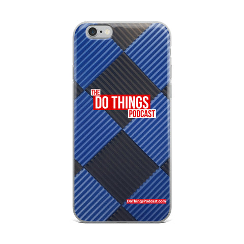 The Do Things Podcast STUDIO iPhone Case