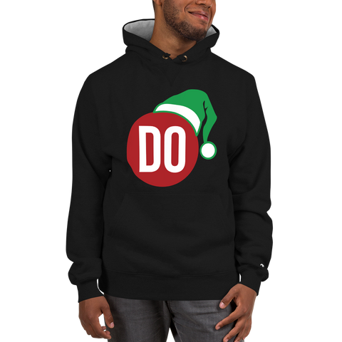 The DO Christmas elf Champion Hoodie