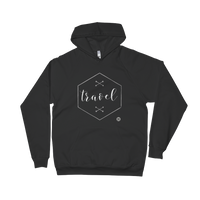 The DO Travel slim-fit hoodie