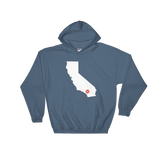The DO Things in California hoodie