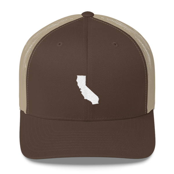 The DO Californian trucker hat