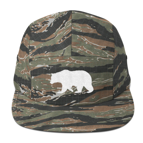 The DO Like a BEAR Five Panel Cap