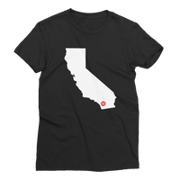 DO Things in CA Womens tee