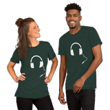 Listen to the Podcast Unisex T-Shirt