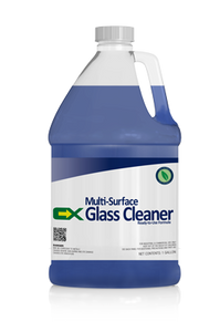 Multi-Surface Glass Cleaner - 1 Gal (Case of 4) - Chemical Xchange