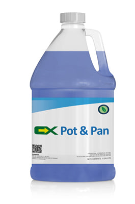 Pot & Pan - 1 Gallon (Case of 4) - Chemical Xchange