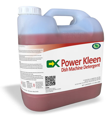 Dish Machine Detergent - 2.5 Gal - Chemical Xchange