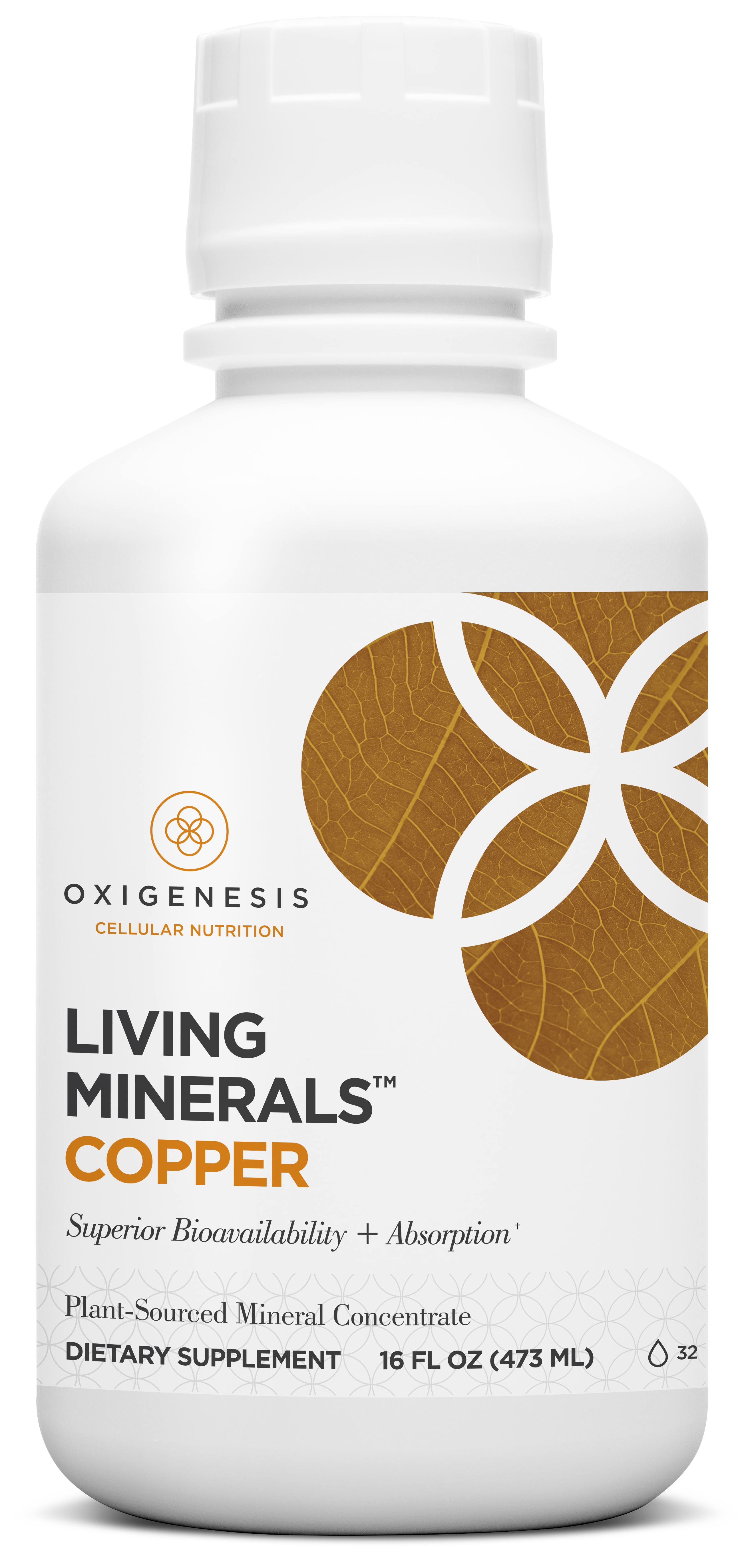 Living Minerals™ COPPER