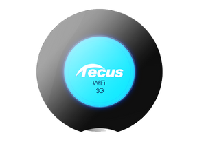 The TECUS Centre Hub - WIFI AND 3G
