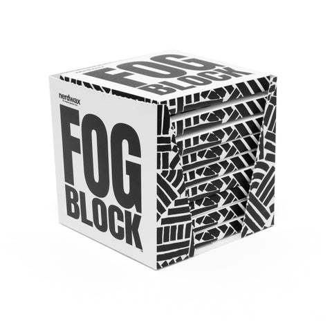 The Nerdwax FogBlock - Anti-Fog Cloth (9ct Box)