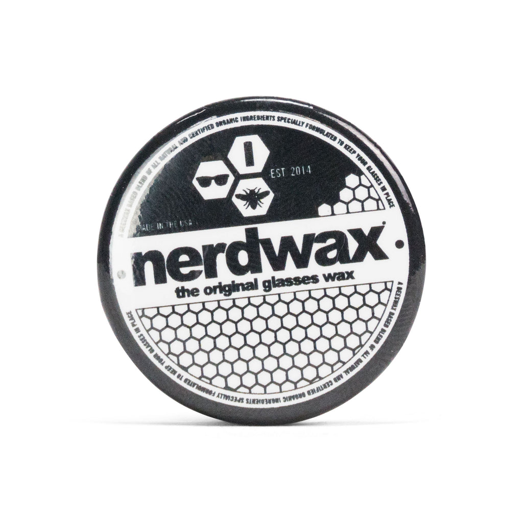 Nerdwax Circle Pin