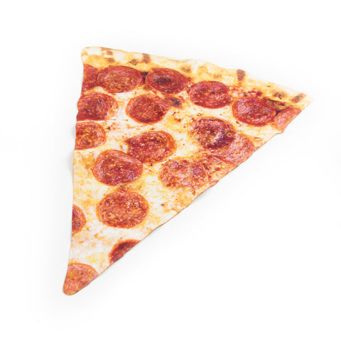 A Slice of Pizza You Can Clean Your Glasses With
