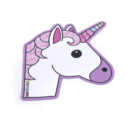 A Unicorn You Can Clean Your Glasses With