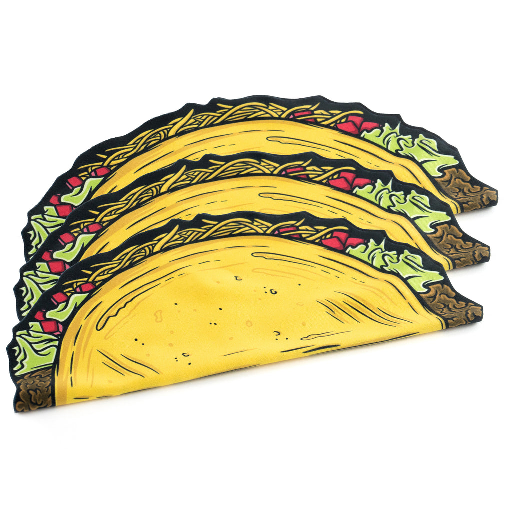Taco Cloth 3 Pack