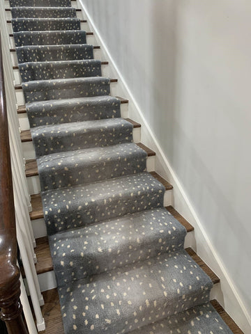 How to Calculate Stair Runner Linear Feet: