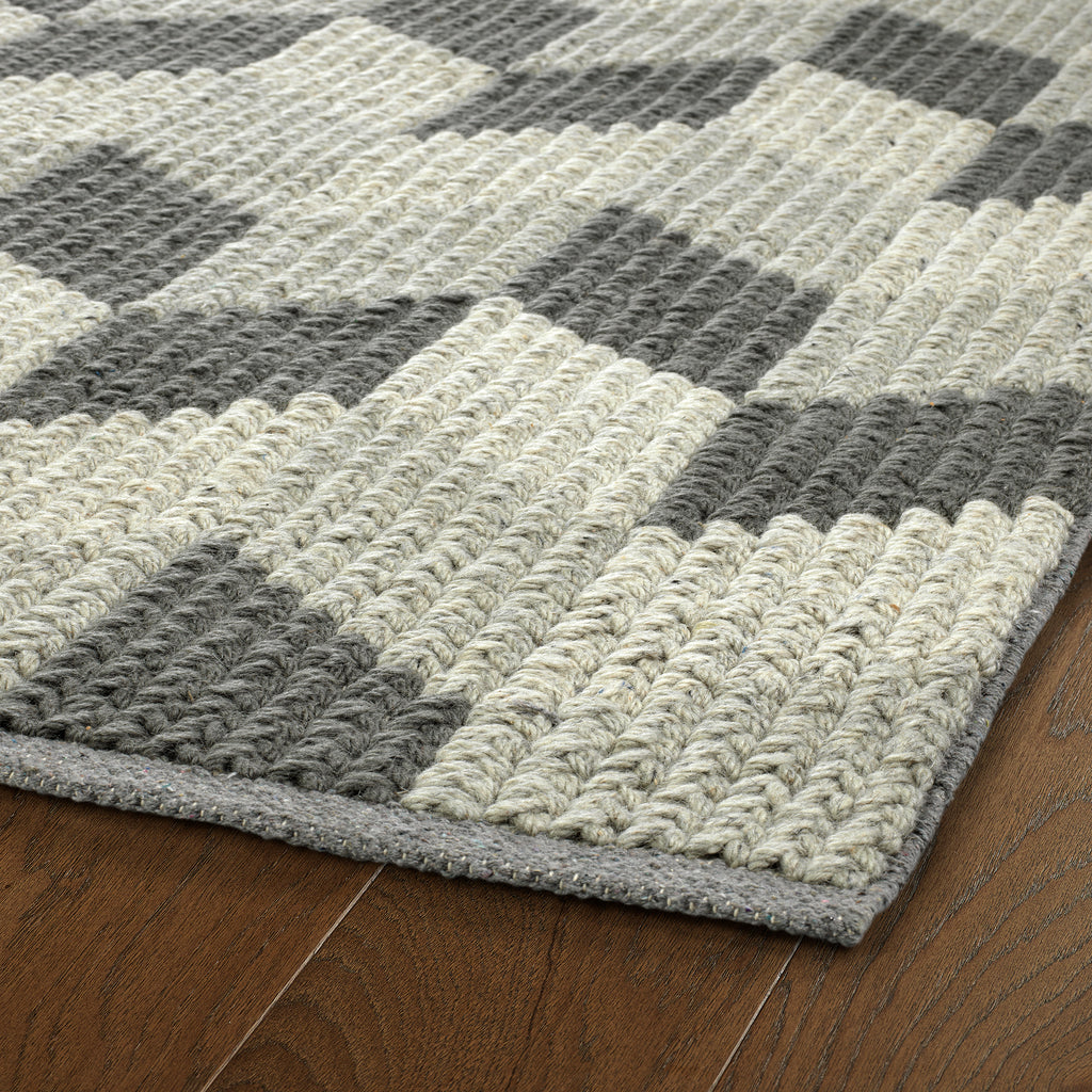 Kaleen Paracas Prc06 75 Grey Rug Rugs Done Right