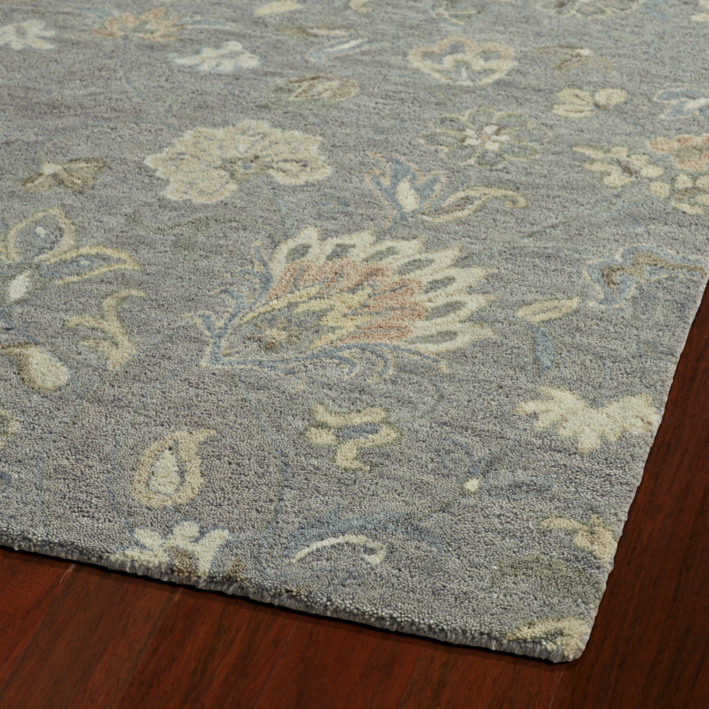 Kaleen Helena 3208 75 Grey Rug Rugs Done Right