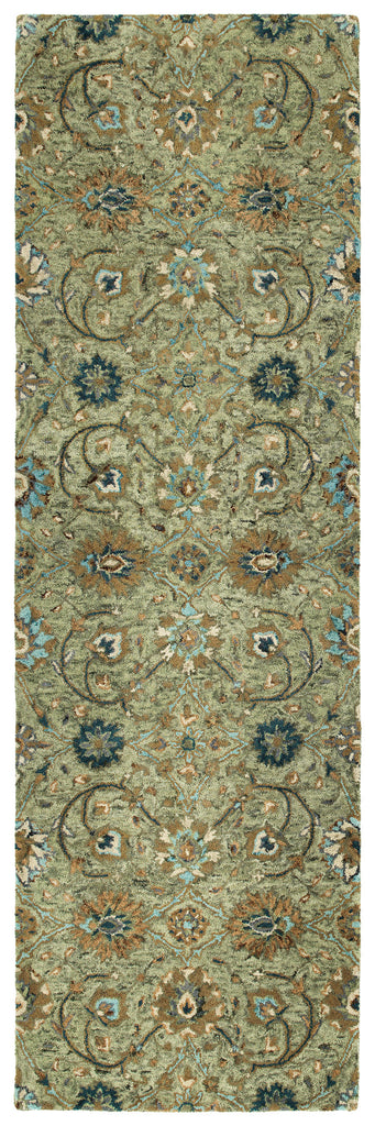Kaleen Chancellor Cha03 59 Sage Rug Rugs Done Right