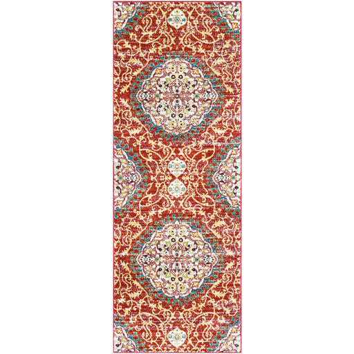 Surya Rug Co Serapi Srp1021 Red Rug Rugs Done Right