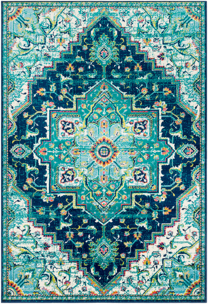 Surya Rug Co Paramounts Par1107 Blue Rug Rugs Done Right