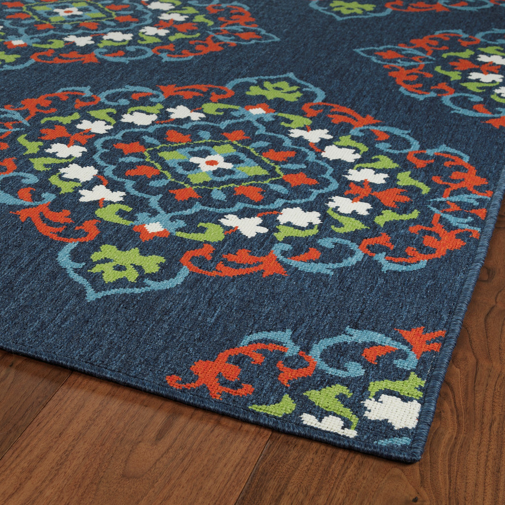 Kaleen Sunice Collection Sun05 22 Navy Rug Rugs Done Right